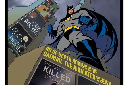 The Man Who Watched Batman Vol. 2 Officially...