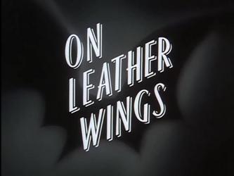 BTAS #1 On leather Wings